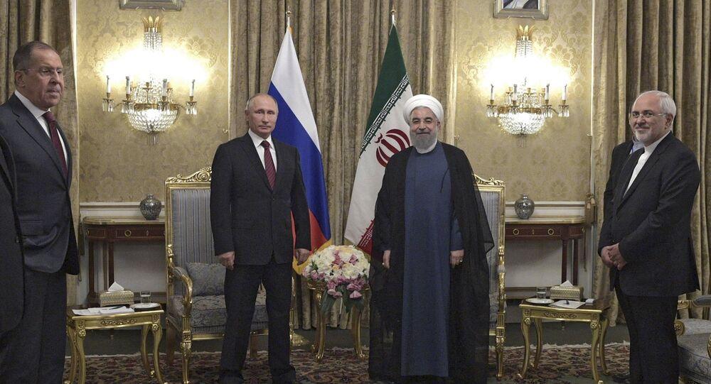 Putin - İran