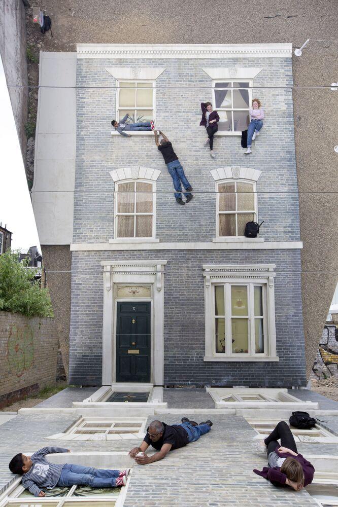 Mimarlıkta illüzyon