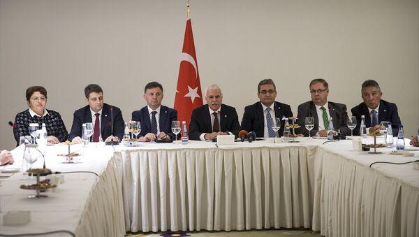 İYİ Parti il başkanları tanıtım toplantısı - Sputnik Türkiye