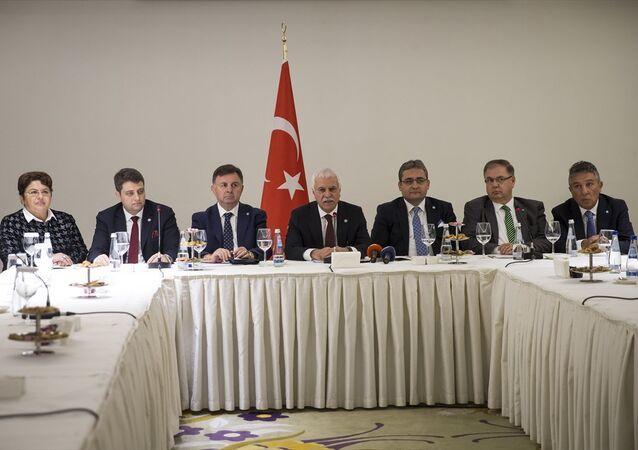 İYİ Parti il başkanları tanıtım toplantısı