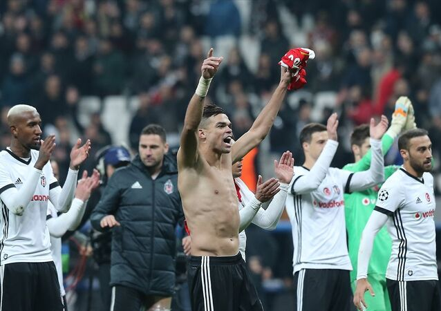 Beşiktaş - Monaco