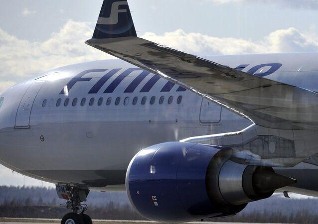 Finlandiya'da ulusal havayolu şirketi Finnair