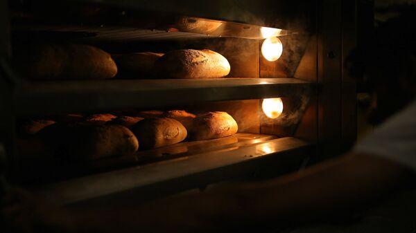 Ekmek- Fırın - Sputnik Türkiye