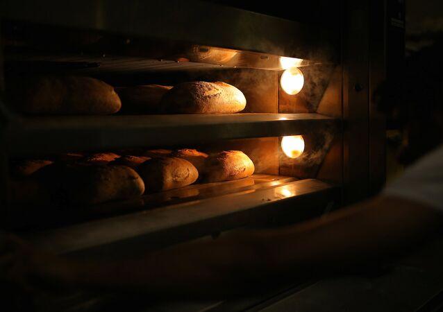 Ekmek- Fırın