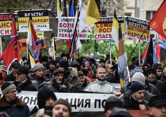 Rus Yürüyüşü