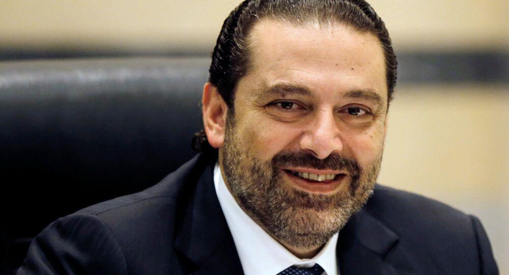 Eski Lübnan Başbakanı Said Hariri