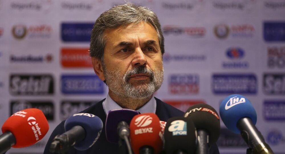 Fenerbahçe'Ye Şike Davası Sonucu Sonrası Aykut Kocaman Konuştu!