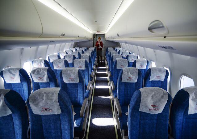 Uçak- Kabin