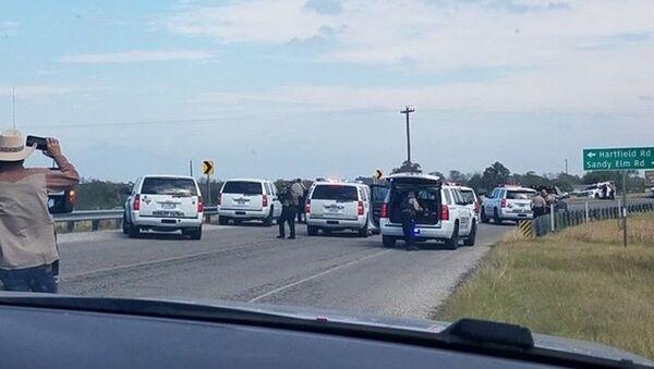 Teksas'ta kiliseye silahlı saldırı - Sputnik Türkiye