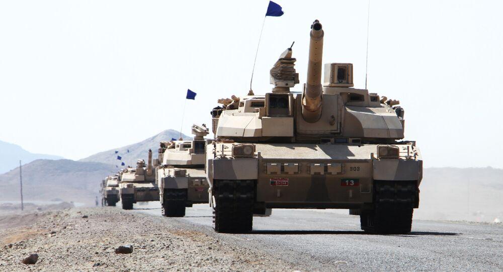 Suudi Arabistan- Yemen