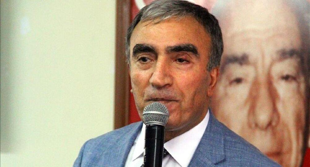 MHP Genel Başkan Yardımcısı Oktay Öztürk
