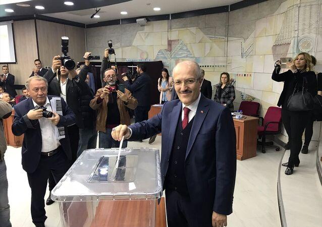 Balıkesir Büyükşehir Belediye Başkanlığı Zekai Kafaoğlu