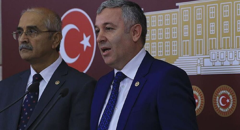CHP Kayseri Milletvekili Çetin Arık
