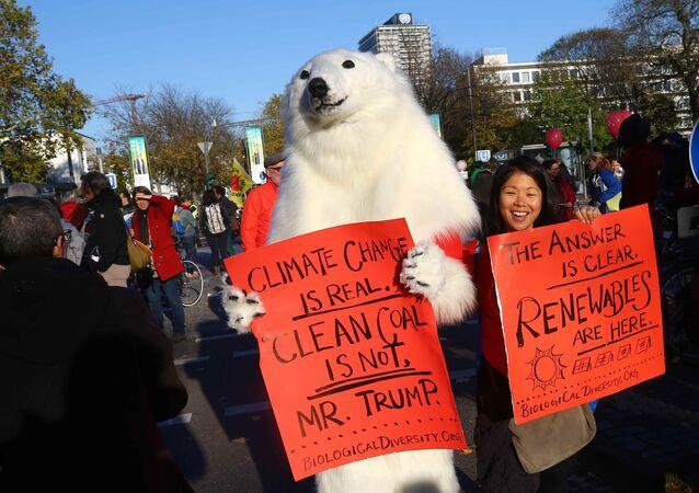 Paris İklim Anlaşması- Küresel İklim Değişikliği