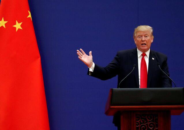 ABD Başkanı Donald Trump- Çin
