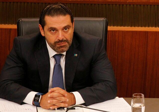 Lübnan Başbakanı Saad Hariri