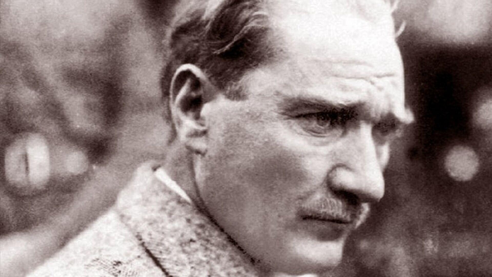 Mustafa Kemal Atatürk - Sputnik Türkiye, 1920, 30.08.2021
