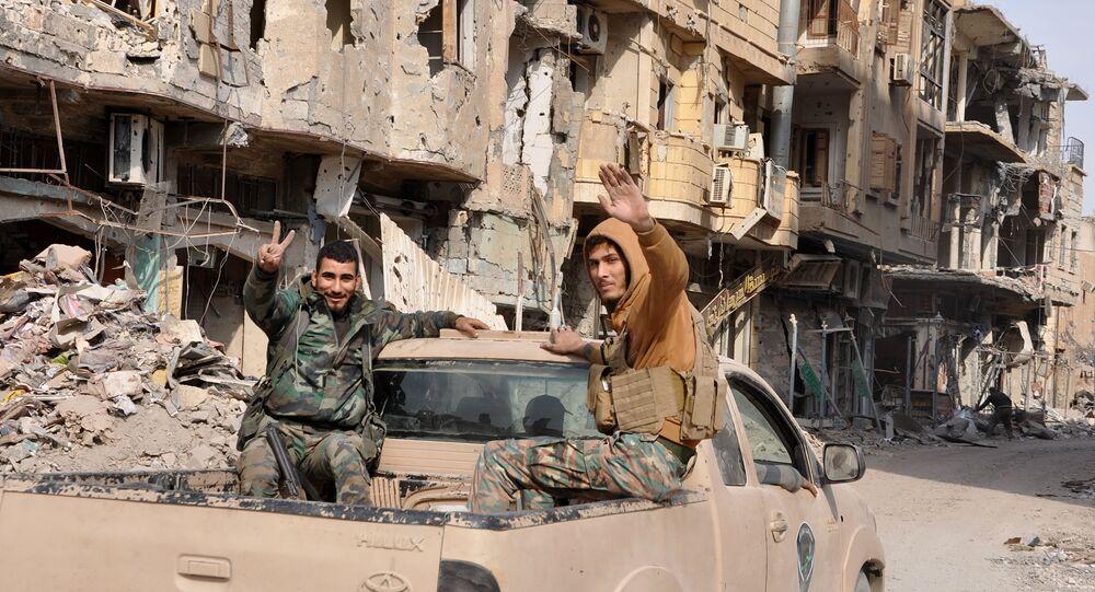 Suriye güçleri- Ebu Kemal