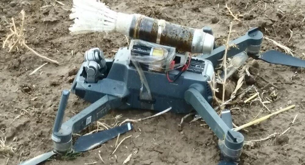 Ağrı-Drone