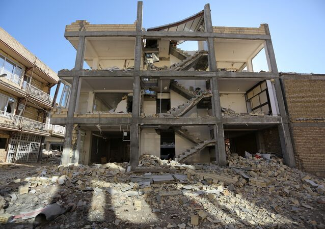 İran-Irak-deprem