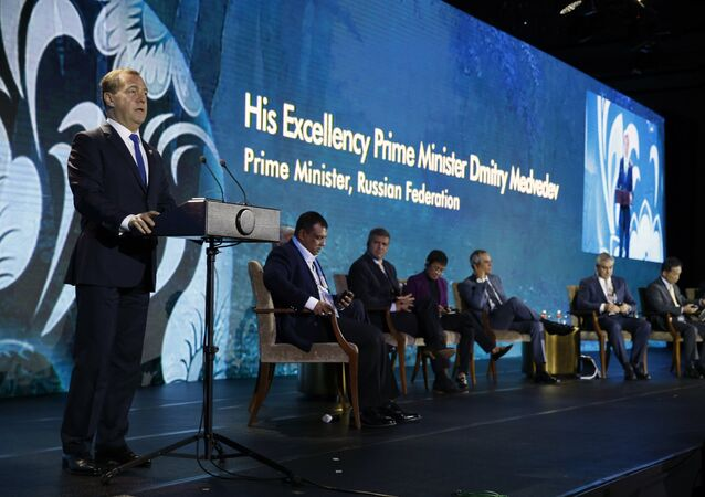 Rusya Başbakanı Dimitri Medvedev