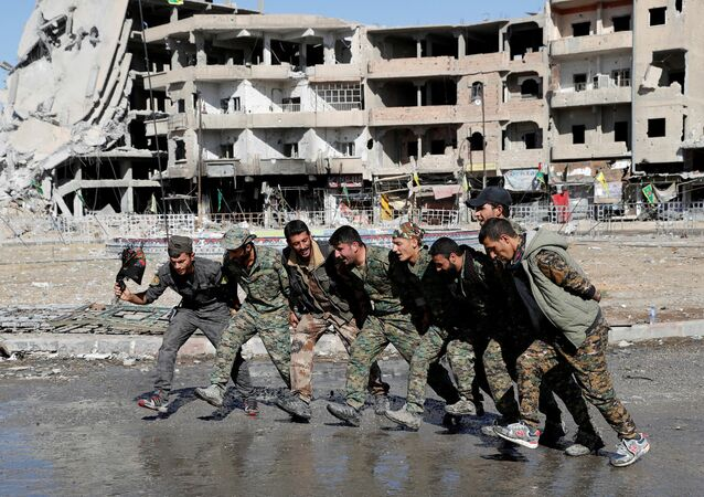 DSG- Rakka- Suriye