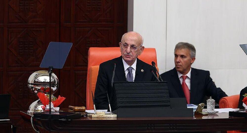 TBMM Başkanı ve AK Parti İstanbul Milletvekili İsmail Kahraman