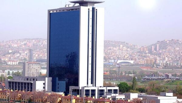Ankara Büyükşehir Belediyesi - Sputnik Türkiye