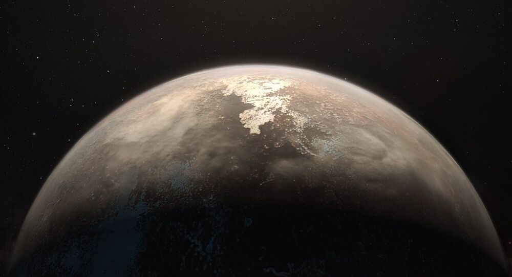 Dünya büyüklüğünde bir dış gezegen keşfedildi