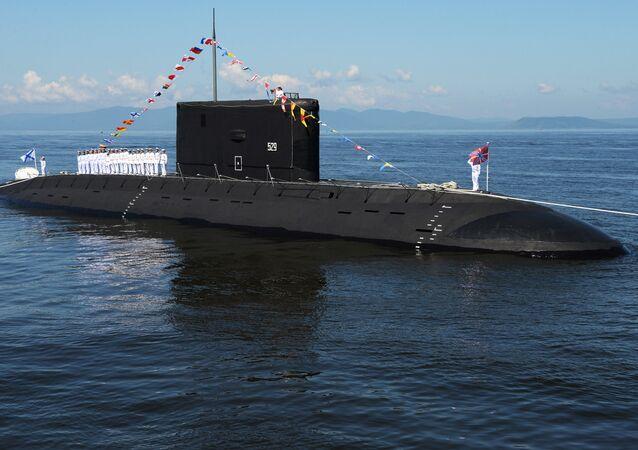 636.3 Varşavyanka serisi denizaltılar