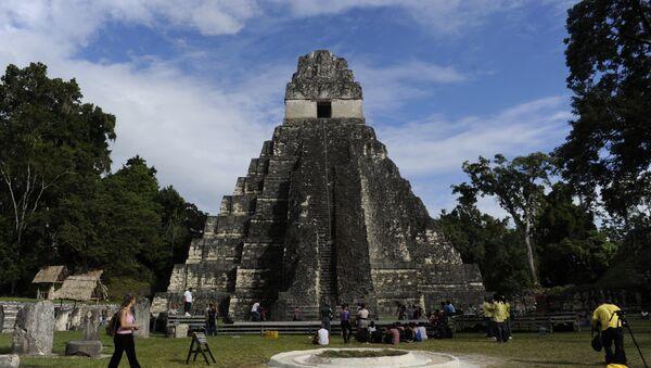 Maya piramidi - Gran Jaguar - Sputnik Türkiye