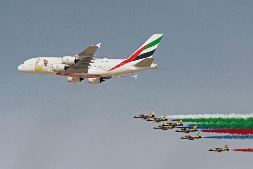 Dubai Airshow 2017 Havacılık Fuarı