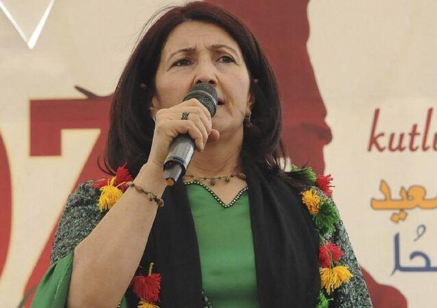 HDP Mardin Milletvekili Gülser Yıldırım
