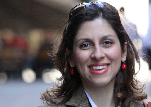 İran-İngiltere vatandaşı Nazanin Zaghari-Ratcliffe