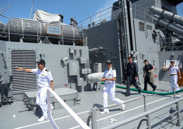 Japon donanması