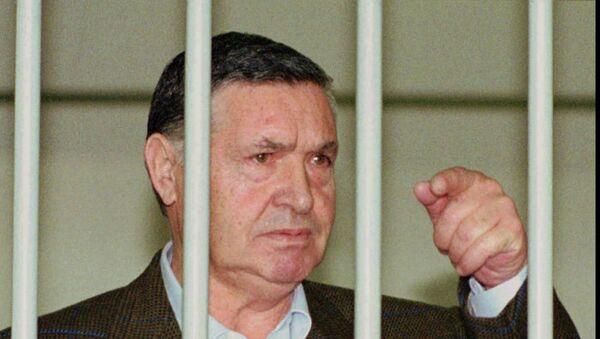 Sicilyalı mafya lideri Salvatore Riina - Sputnik Türkiye