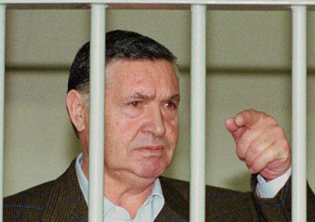 Sicilyalı mafya lideri Salvatore Riina
