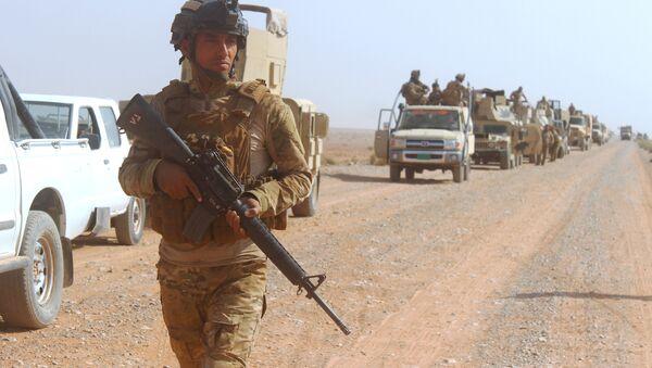 Irak güçleri-Rava - Sputnik Türkiye