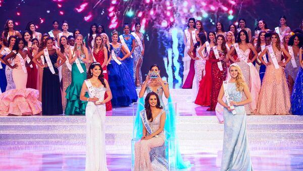 2017 Dünya Güzellik Yarışması - Sputnik Türkiye