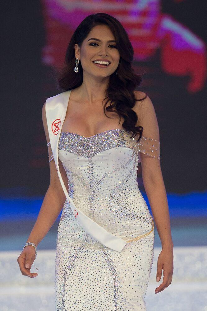 Çin'de 2017 Dünya Güzellik Yarışması