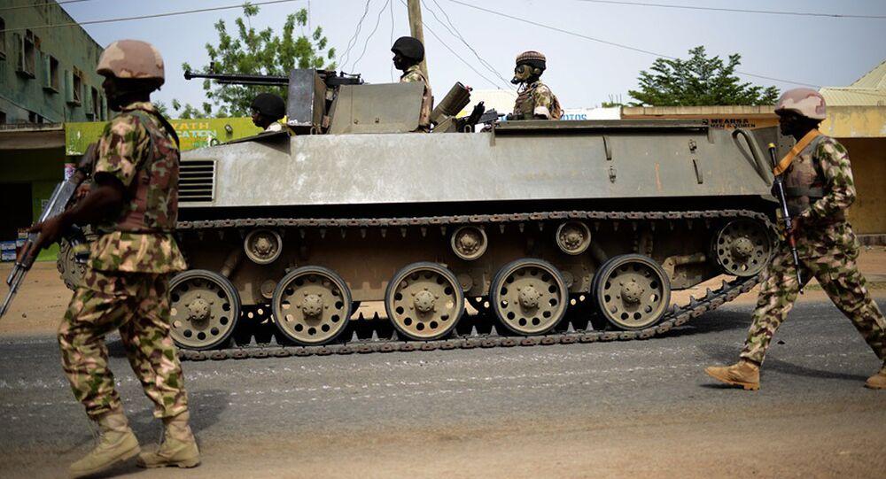 Nijerya-Mubi kasabası