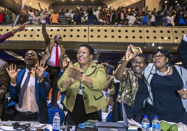 Zimbabve Parlamentosu
