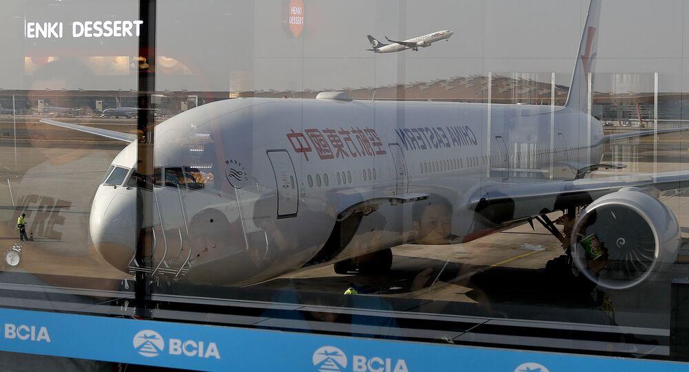 Çin- Uçak- Boeing