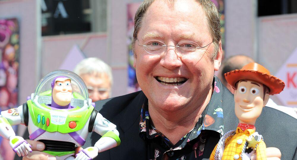Disney ve Pixar'ın Baş Kreatif Direktörü John Lasseter