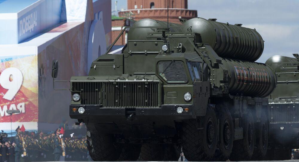 Moskova Zafer Günü S-400
