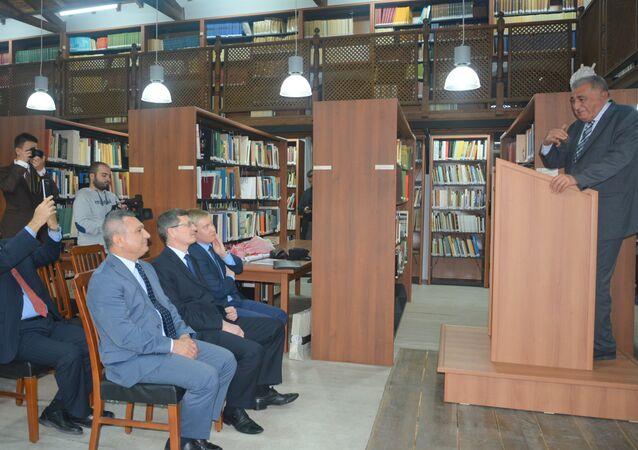Prof. Dr. Aydın İbrahimov (Ege Üniversitesi/REBTEK)