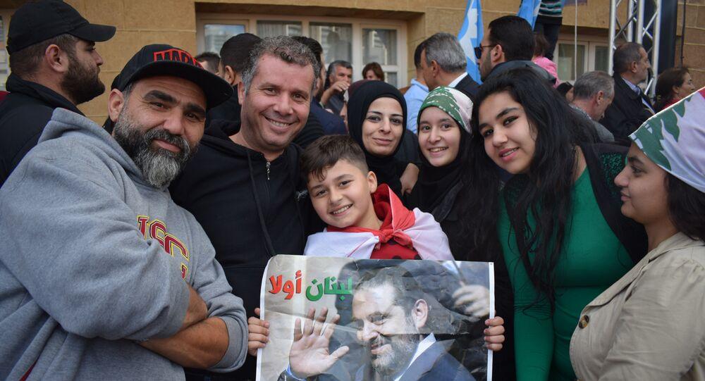 Hariri'nin Lübnan'a dönüşü