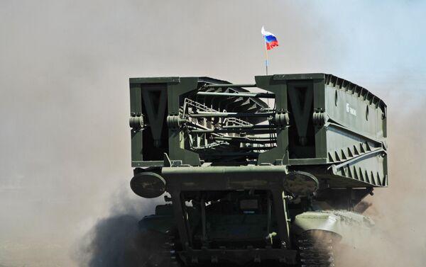 Tank köprü MTU-90 - Sputnik Türkiye