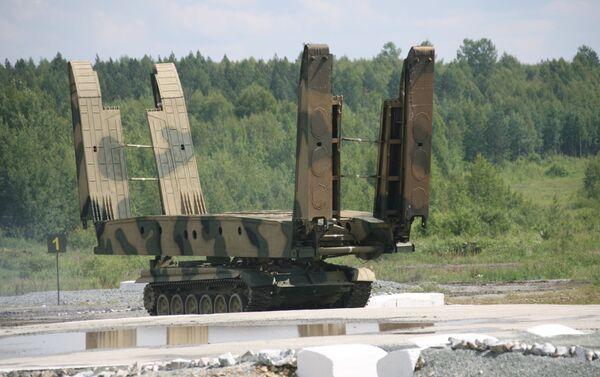 Tank köprü МТU-72 - Sputnik Türkiye