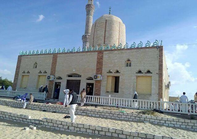 Mısır Sina cami katliamı